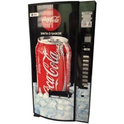 Máquina Automática  -Coca-Cola